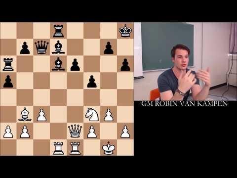 GM Robin van Kampen's secret method of calculation (Part 1)