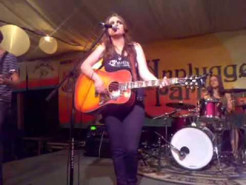 Hannah Thomas- Unplugged in the Park-Park Tavern-May, 26, 2013