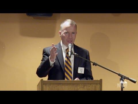 2019 Franciscan University Alumni Awards: James Nolan