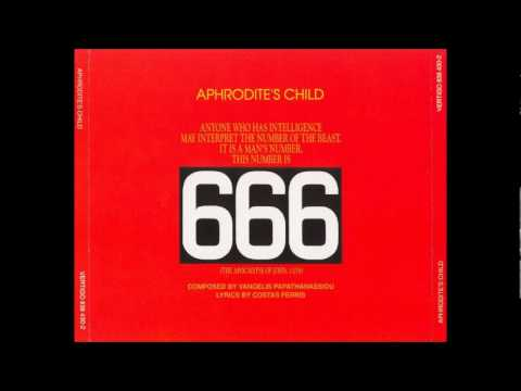 Aphrodite's Child - 666 [The Apocalypse Of John 13/18]  [Full Album]