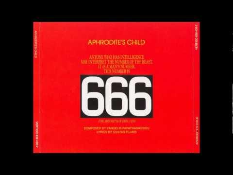 Aphrodites Child  666 The Apocalypse Of John 1318  Full Album