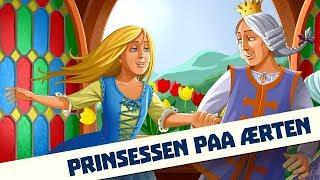 Prinsessen på Ærten fortalt af Cecilie Stenspil – HELE HISTORIEN – Fantastiske Fortællinger