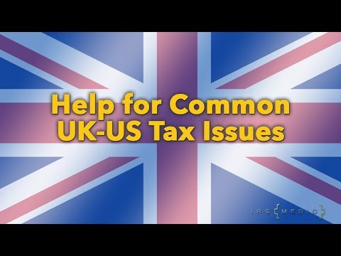 US/UK Expats: How to fix FACTA FBAR tax issues 🇬🇧