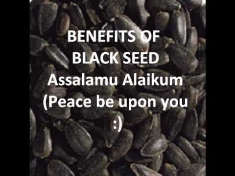 "Black seed ""The Blessed Seed"""