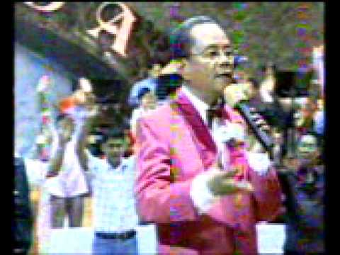 El Shaddai Jan 16 2010 healing message excerpt by Bro. Mike Z. Velarde