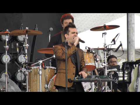 "Panic! At The Disco - ""Time To Dance"" & ""Mona Lisa"" Live Richmond Va. 4/19/14"