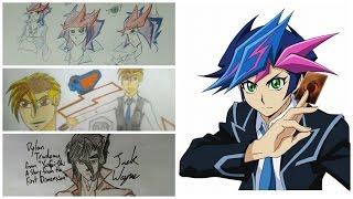 DRAW the next Yu-Gi-Oh Protagonist! (WINNER)