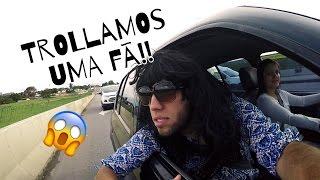 TROLLAMOS UMA FÃ!!