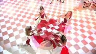 MBC The X Factor -The Five - يا ريت فى خبيها، يا الرايح - العروض المباشرة