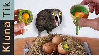 Download Mp3 Eating Kiwi Bird Eggs!!                             -      Klunatik  2020  - Asm
