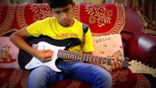 Chahun Main Ya Naa song on Guitar    Aashiqui 2