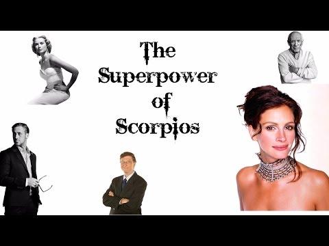 The Scorpio Superpower