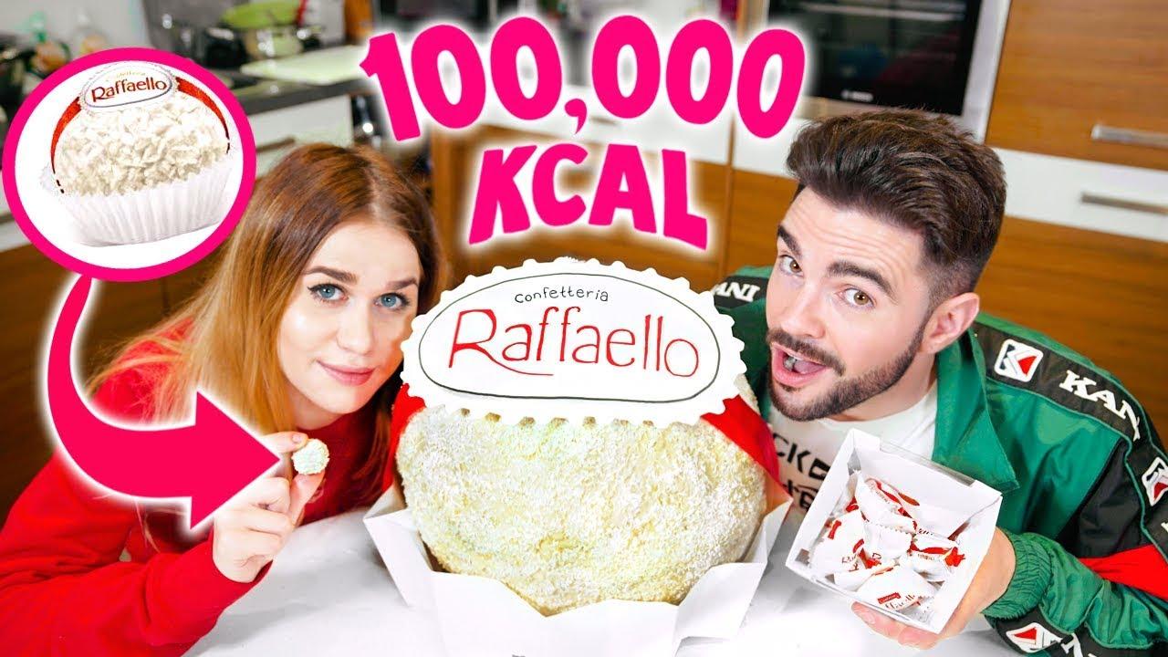 największe-raffaello-na-świecie-100-000-kcal