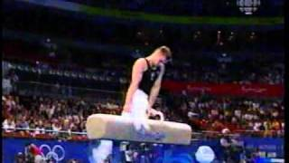 Alexei Nemov - 2000 Olympics Team Final - Pommel Horse
