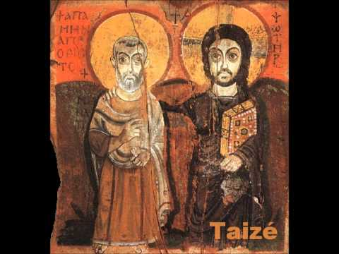 Taizé - Aupres de Dieu