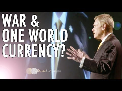 Mike Maloney: One World Currency & War