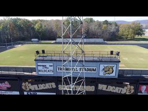 Stadium Tour...... Scottsboro High School