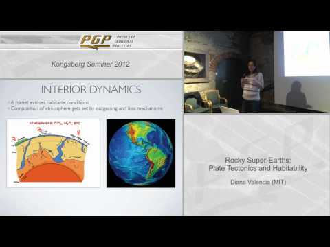 Lecture - Rocky Super-Earths