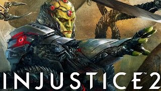 Injustice 2: Brainiac Reveal & Shattered Alliances Part 5 Teased! (Injustice Gods Among Us 2)