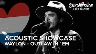 Acoustic showcase: Waylon - Outlaw In 'Em - Eurovision | TeamWaylon