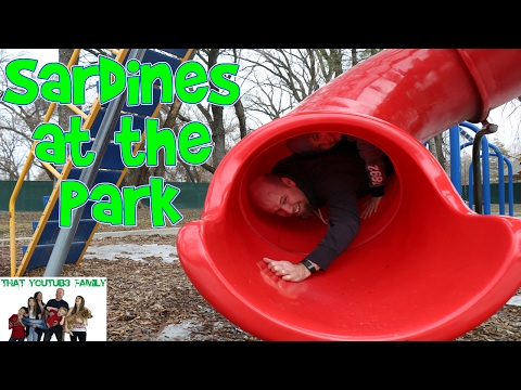 Sardines at the Park - Hide and Seek / That YouTub3 Family