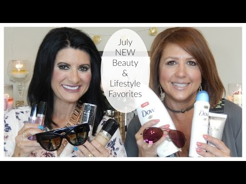 July NEW Beauty & Lifestyle Favorites | The2Orchids