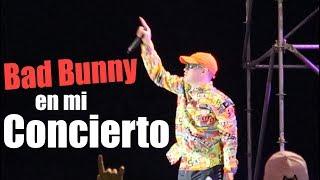 Invito a BAD BUNNY a mi CONCIERTO (HotSpanish Vlogs)