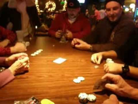 Brendyns Sports Bar Final Table 12-20-13