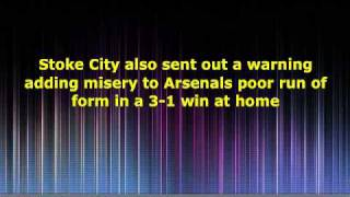 Manchester City V Stoke City 14 May 11 FA Cup Final Preview!