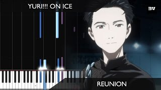 Beautiful piano song tutorial of Yuri!!! On ICE (ユーリ!!! on ICE) BGM/OST Episode 9: Yuri vs. Yuri The Horror!! Rostelecom Cup, Free Skate This series does have ...