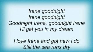 Eric Clapton - Goodnight Irene Lyrics