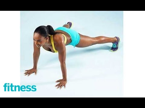 Jack Plank Exercise   Fitness
