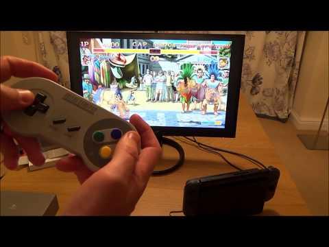 How to Setup the 8bitdo SFC30 (SNES) Gamepad on the Nintendo Switch