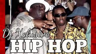 90'S GANGSTA PARTY ~ MIXED BY DJ XCLUSIVE G2B ~ EAST COAST HIP HOP MIX ~ EAST COAST CLASSICS 2018