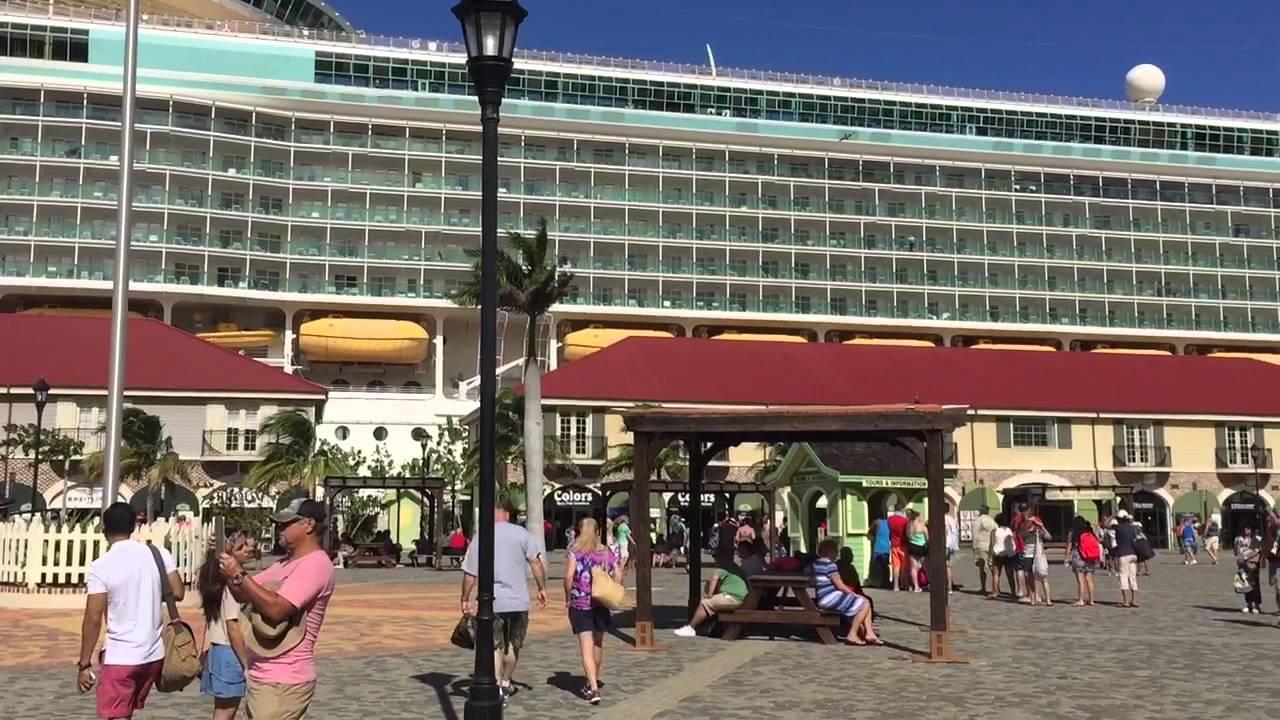 Falmouth  Jamaica  Port  Royal Caribbean Cruise