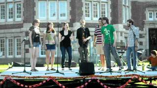 """I'll Make a Man Out of You"" at Harvest Fest 2011 Thumbnail"