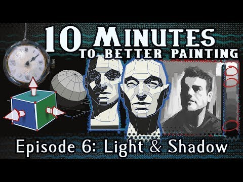 light-and-shadow---10-minutes-to-better-painting---episode-6