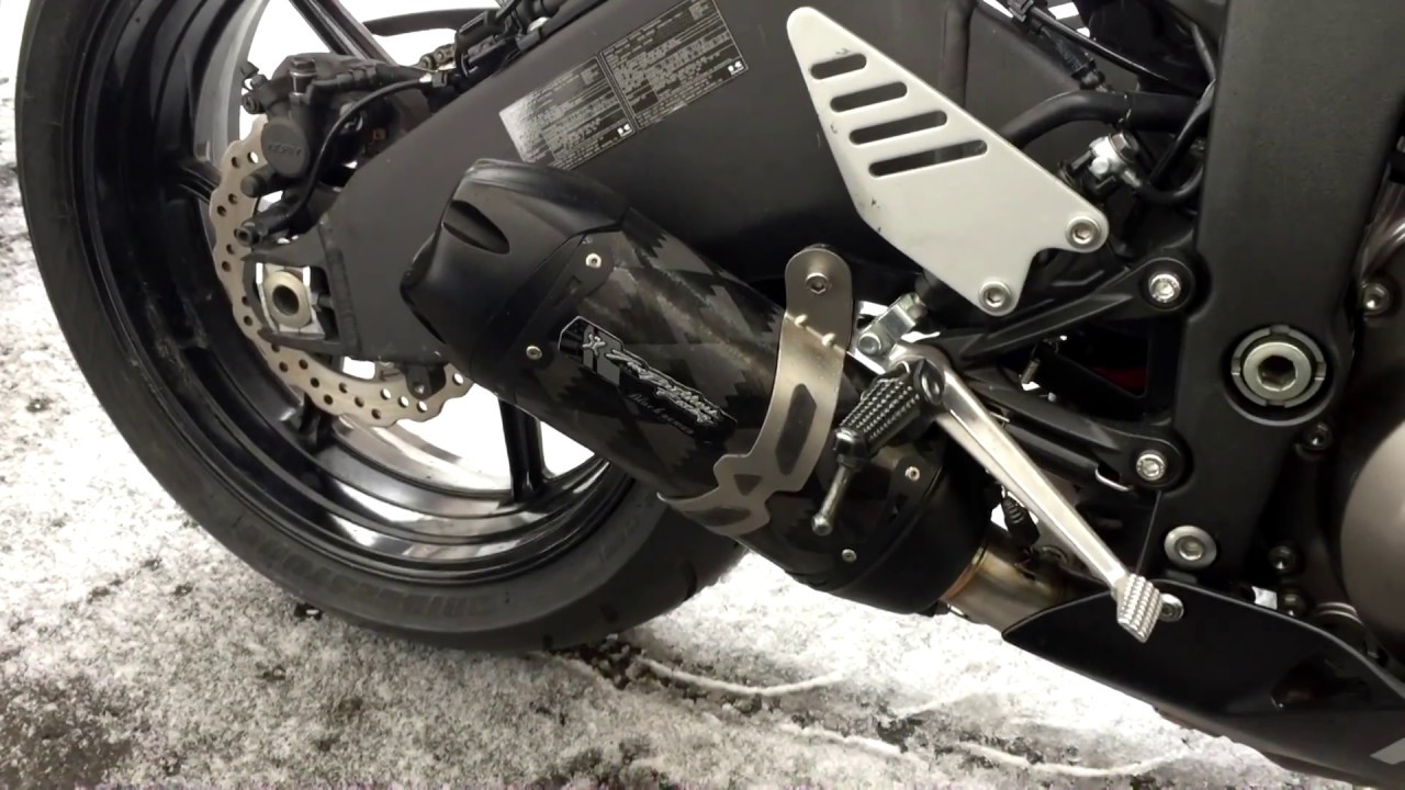 zx6r two brothers exhaust