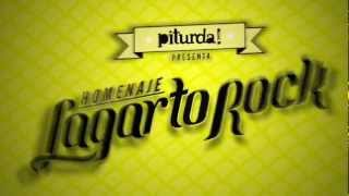 Homenaje Lagarto Rock / Violentos de Kelly Patatas Santo Reino y Cruzcampo / piturda.com