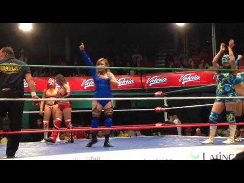 ARENA COLISEO, MEXICO CITY, 2017 | LUCHA LIBRE MEXICANA