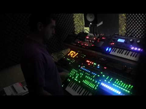 Alek Hristov -  Studio  Jam Session 004