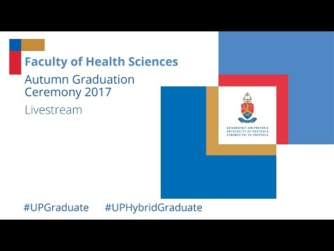 Faculty of Health Sciences Graduation Ceremony 2017, 5 May 15 00 in HD