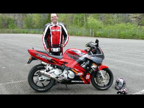 Db Killer In Out Honda Cbr 600 F3 Pc 31 Video 01 Youtube