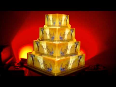 wedding cake projection cake projection mapping for wedding 23573