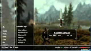 Skyrim Creation Kit Tutorial: Modifying a Weapon's stats (Beginner level)