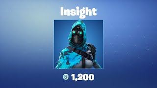 Insight | Fortnite Outfit/Skin