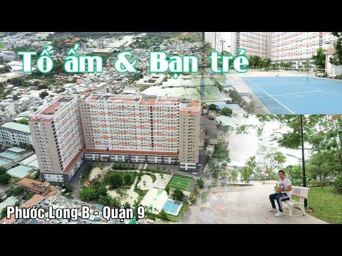 Căn hộ cho gia đình trẻ tại 9 View apartment(Hưng Thịnh), Q9-Tp.HCM