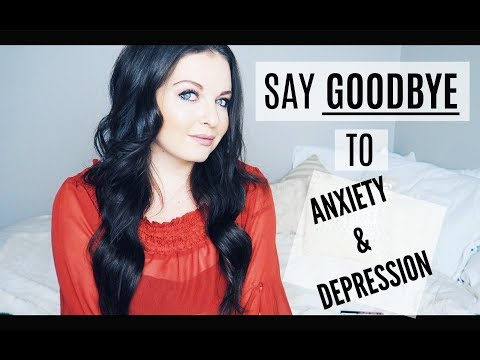 6 Tips To Get Rid Of Anxiety & Depression