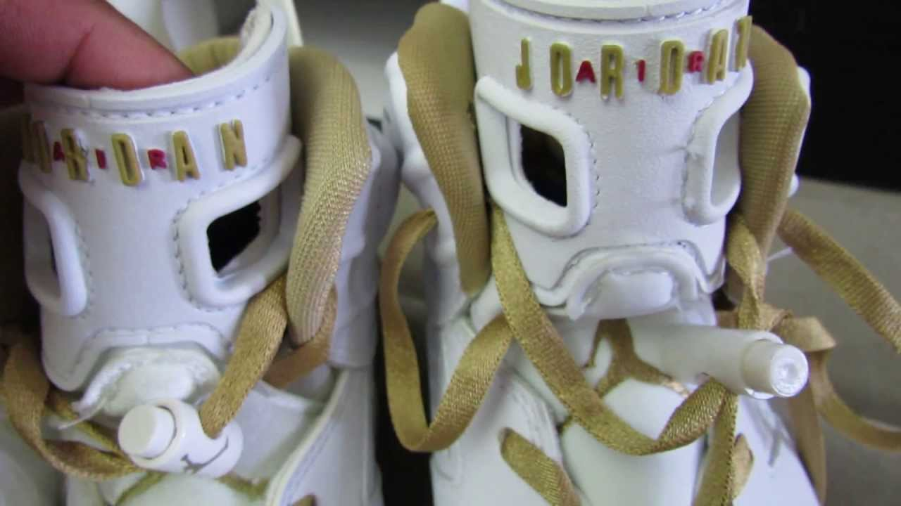 036a06bf7def9c JORDAN 6 GMP UNAUTHORIZED VS REPLICA - YouTube