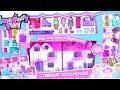 Deluxe Mini Villa Dolls House Play Set Tia Tia